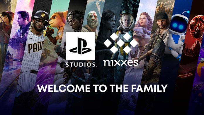 PlayStation Studios Nixxes
